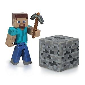 Фигурка Minecraft: Steve