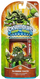 Skylanders Swap Force. Slobber Tooth
