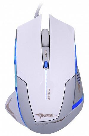 Мышь Mazer Type-R EMS124 (Белая)