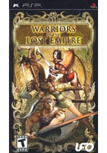 Warriors of the Lost Empire (PSP)