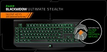 Клавиатура BlackWidow Ultimate Stealth 2014 (PC)