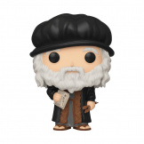 Фигурка Funko POP Artists – Leonardo DaVinci