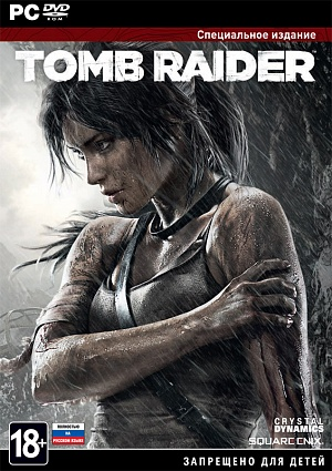 Tomb Raider Специальное издание (PC-DVD)