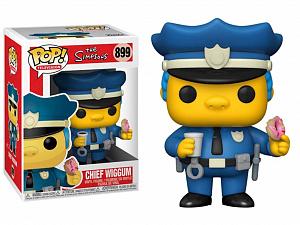 Фигурка Funko POP Simpsons – Chief Wiggum (52946)