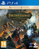 Pathfinder: Kingmaker. Definitive Edition (PS4)
