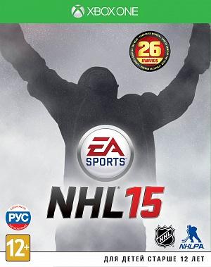 NHL 15 (XboxOne)