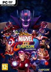 Marvel vs. Capcom: Infinite (PC, Jewel)