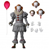 Фигурка Neca IT Chapter 2 – Scale Action Figure: Ultimate Pennywise (45454)