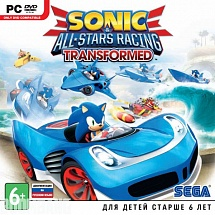 Sonic & All-Stars Racing Transformed (PC-Jewel)