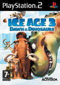 Ice Age 3 Dawn of the Dinosaurs (PS2)