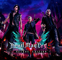 Devil May Cry 5. Deluxe Edition (PC-цифровая версия)