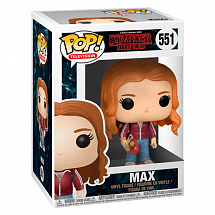 POP! Vinyl: Stranger Things: Max w/ Skate Deck