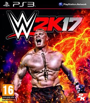 WWE 2K17 (PS3) (GameReplay) фото