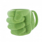 Кружка Paladone – Marvel Avengers Hulk Shaped Mug V2