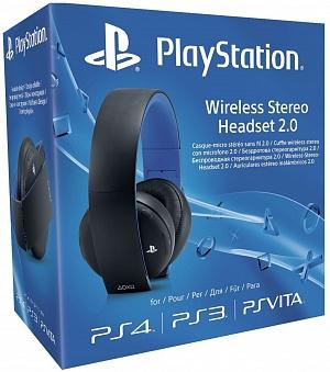 Гарнитура беспроводная Sony PS4/PS3/PS Vita