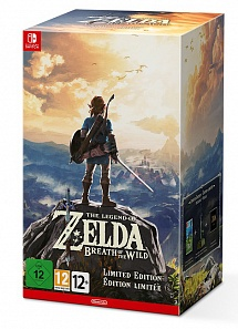 The Legend of Zelda: Breath of the Wild Ограниченное издание (Switch)
