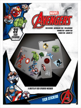 Наклейки Avengers (Heroes) – Tech Sticker Pack (TS7404)