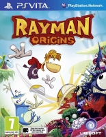 Rayman Origins (PCVita) (GameReplay)
