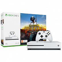 Игровая консоль Xbox One S 1 TB + игра PlayerUnknown's Battlegrounds