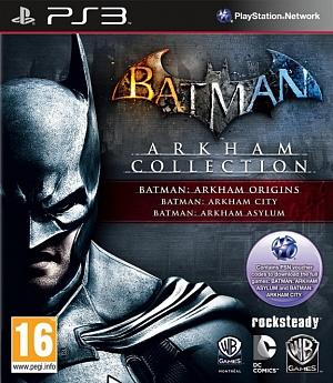 Batman Arkham Collection (PS3)