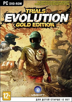Trials Evolution. Gold Edition (PC-DVD)