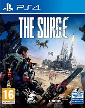 The Surge (PS4) (GameReplay)