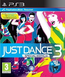 Just Dance 3 Special Edition (PS3)