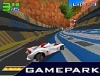 Скриншот Speed Racer the Video Game (DS), 2