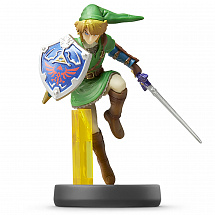 Фигурка Amiibo – Линк (коллекция Super Smash Bros.)