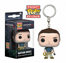 Брелок Funko Pocket POP! Keychain: Uncharted: Nathan Drake 10299-PDQ