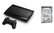 Playstation 3 12Gb + Hard Disk Drive 80Gb (GameReplay)