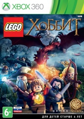LEGO Хоббит (Xbox360) (GameReplay)