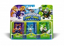 Skylanders Swap Force. Zoo Lou, Mega Ram Spyro, Blizzard Chill