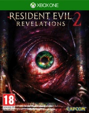 Resident Evil Revelations 2 (XboxOne) (GameReplay)