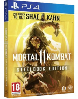 Mortal Kombat 11. Steelbook Edition (PS4)