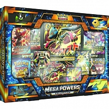 Pokémon. Коллекция «Mega Powers» / MEGA POWERS COLLECTION BOX EN