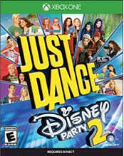 Just Dance: Disney Party 2 (XboxOne) (GameReplay)