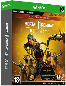 Mortal Kombat 11 – Ultimate. Limited Edition (Xbox)