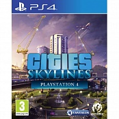 Cities: Skylines (PS4) (GameReplay)