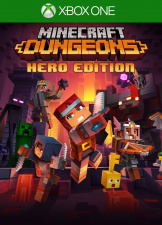 Minecraft Dungeons. Hero Edition (Xbox One)