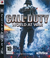 Call of Duty World at War (PS3) (GameReplay)