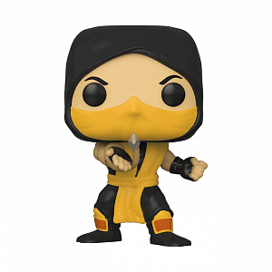 Фигурка Funko POP Games – Mortal Kombat: Scorpion фото