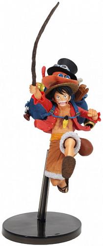 Фигурка One Piece – Three Brothers Figure (A:Monkey.D.Luffy) (BP16139P)