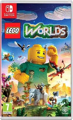 Lego Worlds (Nintendo Switch) фото