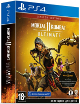 Mortal Kombat 11 – Ultimate. Limited Edition (PS4)