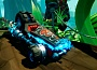 Skylanders SuperChargers Машина Crypt Crusher