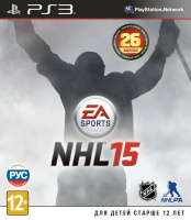 NHL 15 (PS3) (GameReplay)