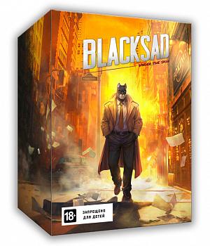 Blacksad: Under The Skin. Коллекционное издание (Xbox One) фото