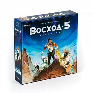 Настольная игра Восход 5: Руны Астероса фото