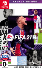 FIFA 21. Legacy Edition (Nintendo Switch)